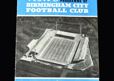 Liverpool v Birmingham 22.04.1964