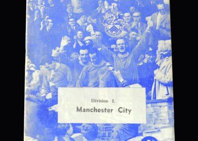 Orient v Man City 23.02.1963
