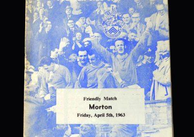 Orient v Morton 05.04.1963