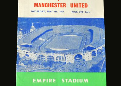 Man Utd v Aston Villa 04.05.1957 (FA Cup Final)