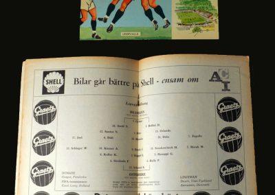 Brazil v Austria 08.06.1958