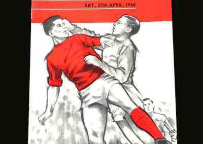 Middlesbrough v Derby 27.04.1968