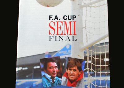 Forest v Liverpool 09.04.1988 (FA Cup Semi Final)
