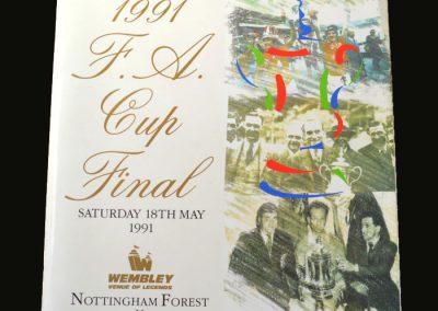 Forest v Spurs 18.05.1991 (FA Cup Final)