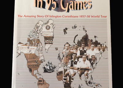 Around The World in 95 Games by Rob Cavallini
