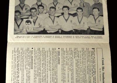 Barnet v Crook 18.04.1959 (FA Amateur Cup Final)