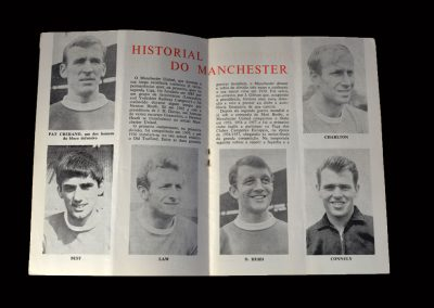 Man Utd v Sunderland 11.12.1965 (2 in a 3-2 win)