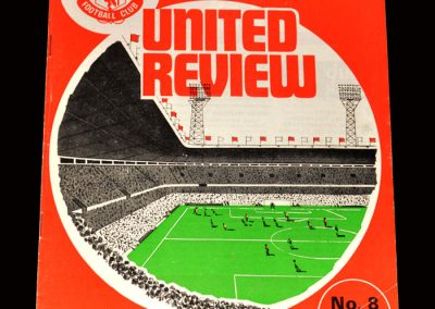 Man Utd v Birmingham 20.10.1973