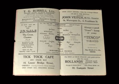 Chester v Mansfield 26.03.1948