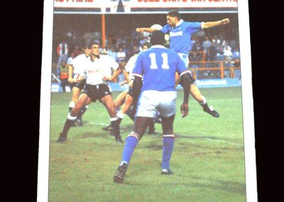Barnet v Chesterfield 11.02.1992