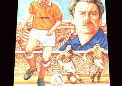 Barnet v Blackpool 10.05.1992 - League Four Play-Offs Semi Final 2nd Leg