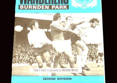 Spurs v Bolton 26.11.1977