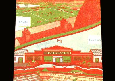 Port Vale v Hull 05.03.1955