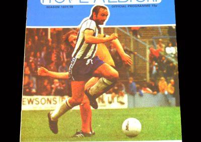 Spurs v Brighton 15.04.1978