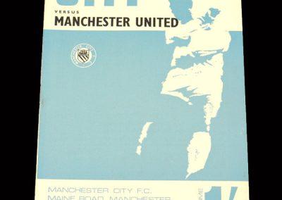 Man City v Man Utd 30.09.1967