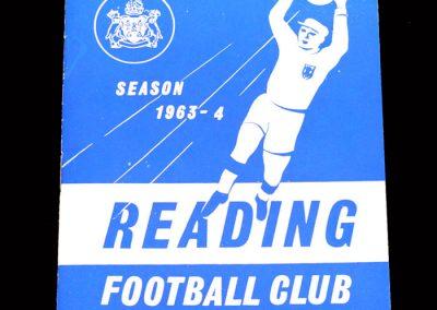 Crystal Palace v Reading 28.08.1963