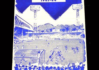 Crystal Palace v Colchester 21.03.1964 (abandoned)