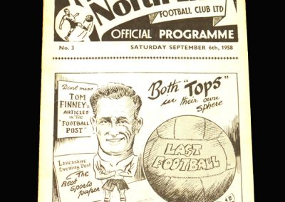 Preston v Leeds 06.09.1958