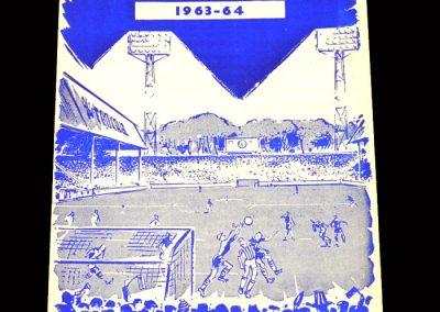 Crystal Palace v Colchester 15.04.1964