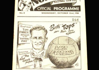 Preston v South Africa 22.10.1958