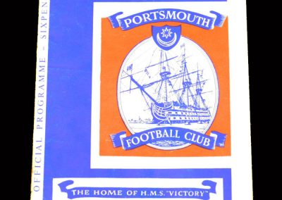 Cardiff v Portsmouth 11.01.1964