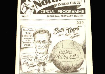 Preston v Blackburn 28.02.1959