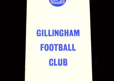 Bradford PA v Gillingham 24.08.1963