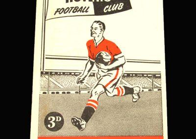 Doncaster v Millwall 08.10.1960