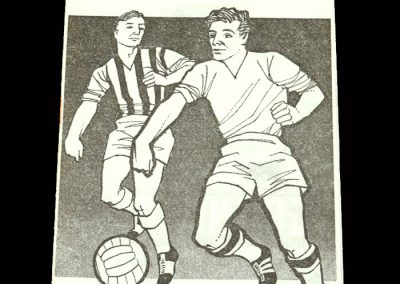 Bradford PA v Halifax 22.01.1964 - West Riding Cup 2nd Round