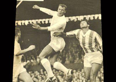 Sunderland v Leeds 25.08.1962