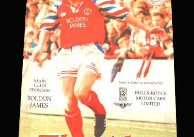 Wycombe v Crewe Alexandra 30.04.1994