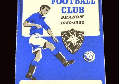 Wolves v Leicester 19.03.1960