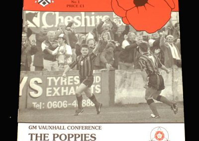 Wycombe v Kettering 26.09.1992