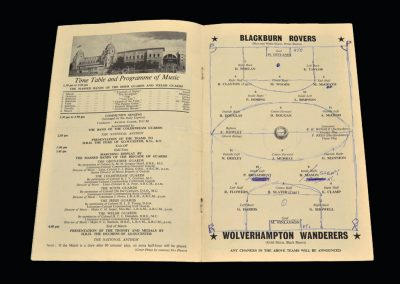 Wolves v Blackburn 07.05.1960 - FA Cup Final