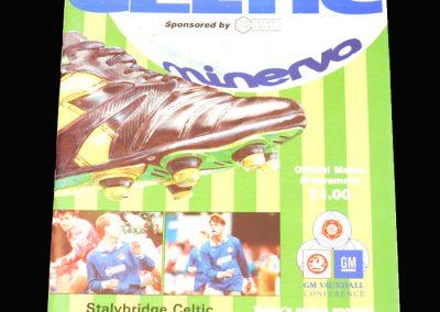 Wycombe v Stalybridge 23.01.1993