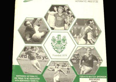 Wycombe v Northwich Victoria 27.02.1993
