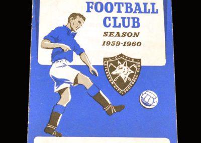 Man Utd v Leicester 24.02.1960