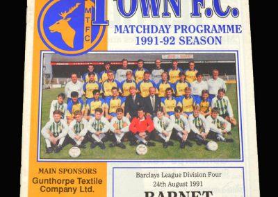 Barnet v Mansfield 24.08.1991