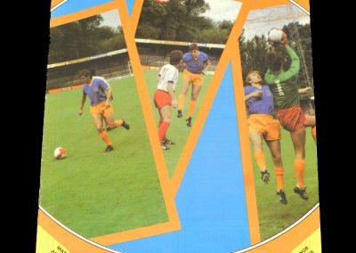 Middlesbrough v Shrewsbury 09.10.1982
