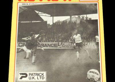 Middlesbrough v Rotherham 30.10.1982