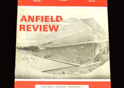 Arsenal v Liverpool 30.01.1971
