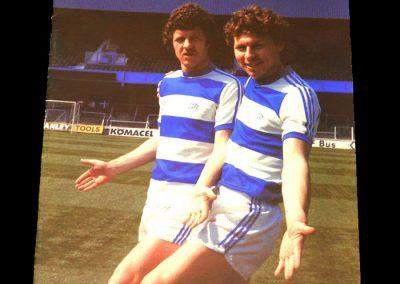 Middlesbrough v QPR 05.03.1983