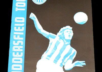 Wigan v Huddersfield 07.10.1978
