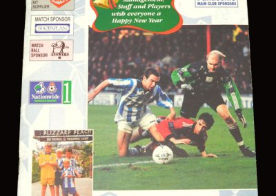 Middlesbrough v Huddersfield 26.12.1997