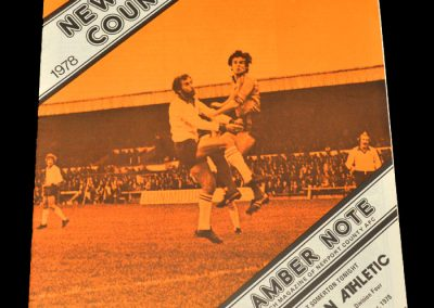 Wigan v Newport County 10.11.1978
