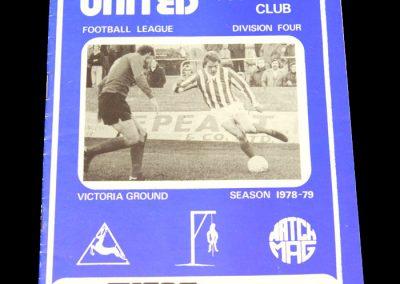 Wigan v Hartlepool 01.01.1979 (Postponed)