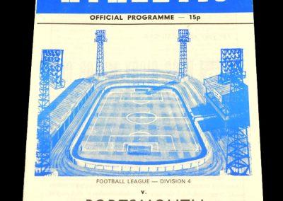 Wigan v Portsmouth 03.02.1979