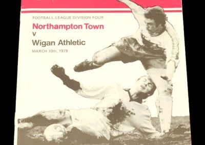 Wigan v Northampton 10.03.1979
