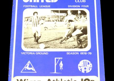 Wigan v Hartlepool 03.04.1979