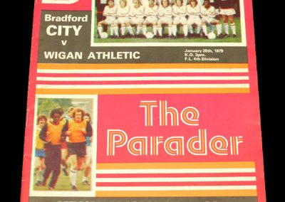 Wigan v Bradford City 07.05.1979